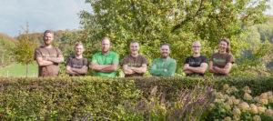 Das Gartentyp-Team